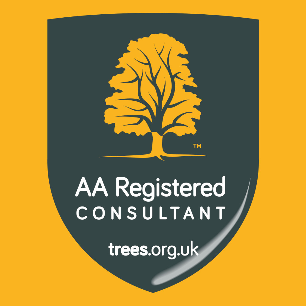 Arboricultural Association Registered Consultant rebrand