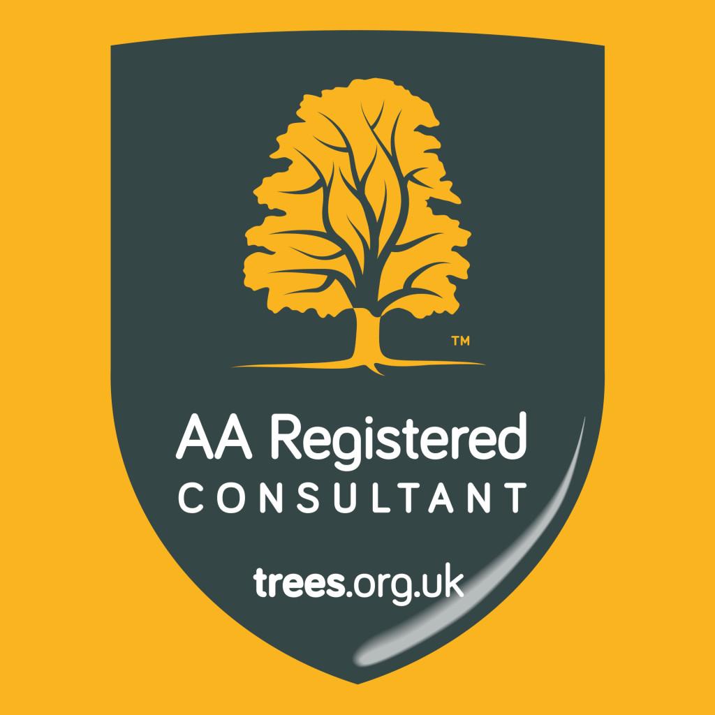 Arboricultural Association Registered Consultant rebrand