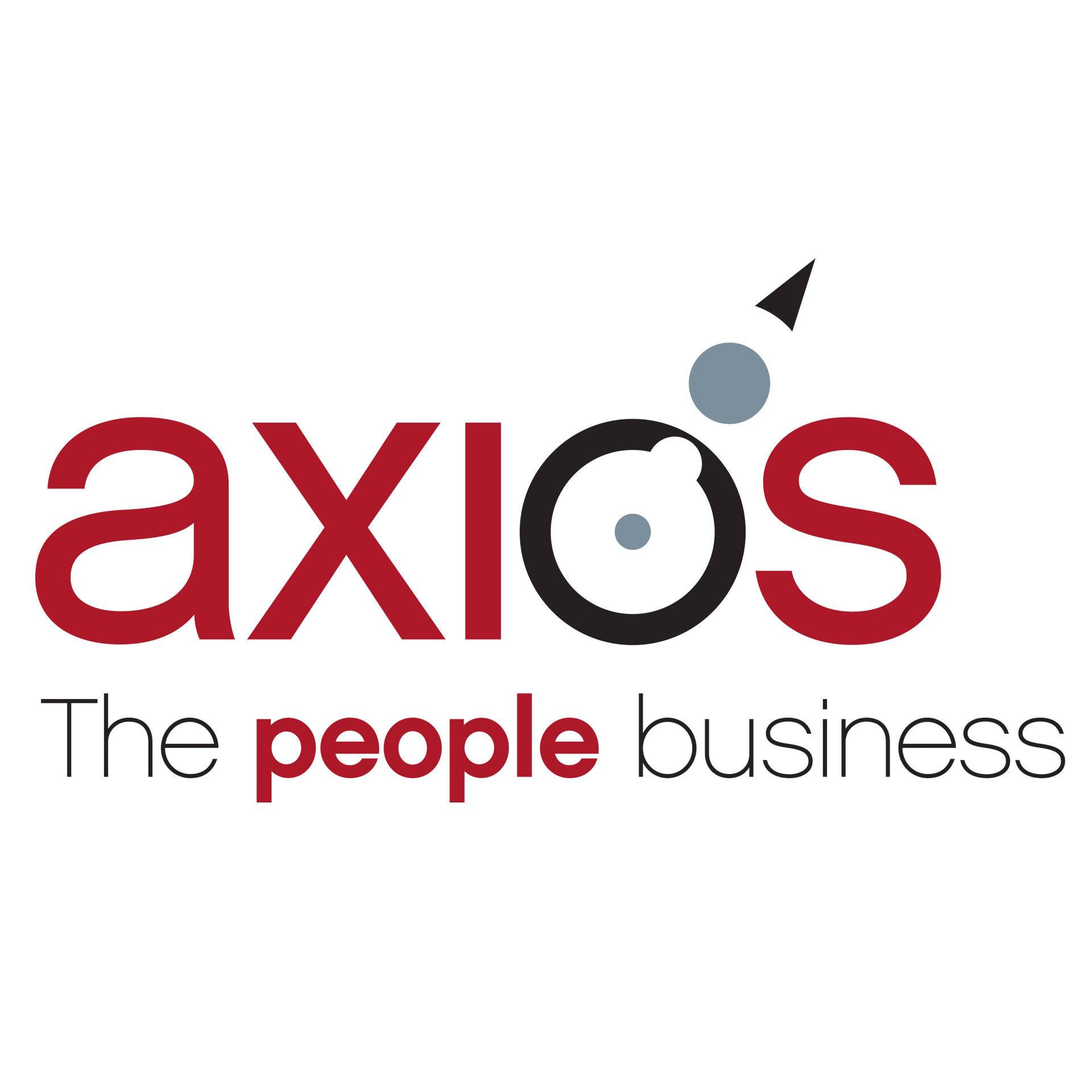 Axios branding