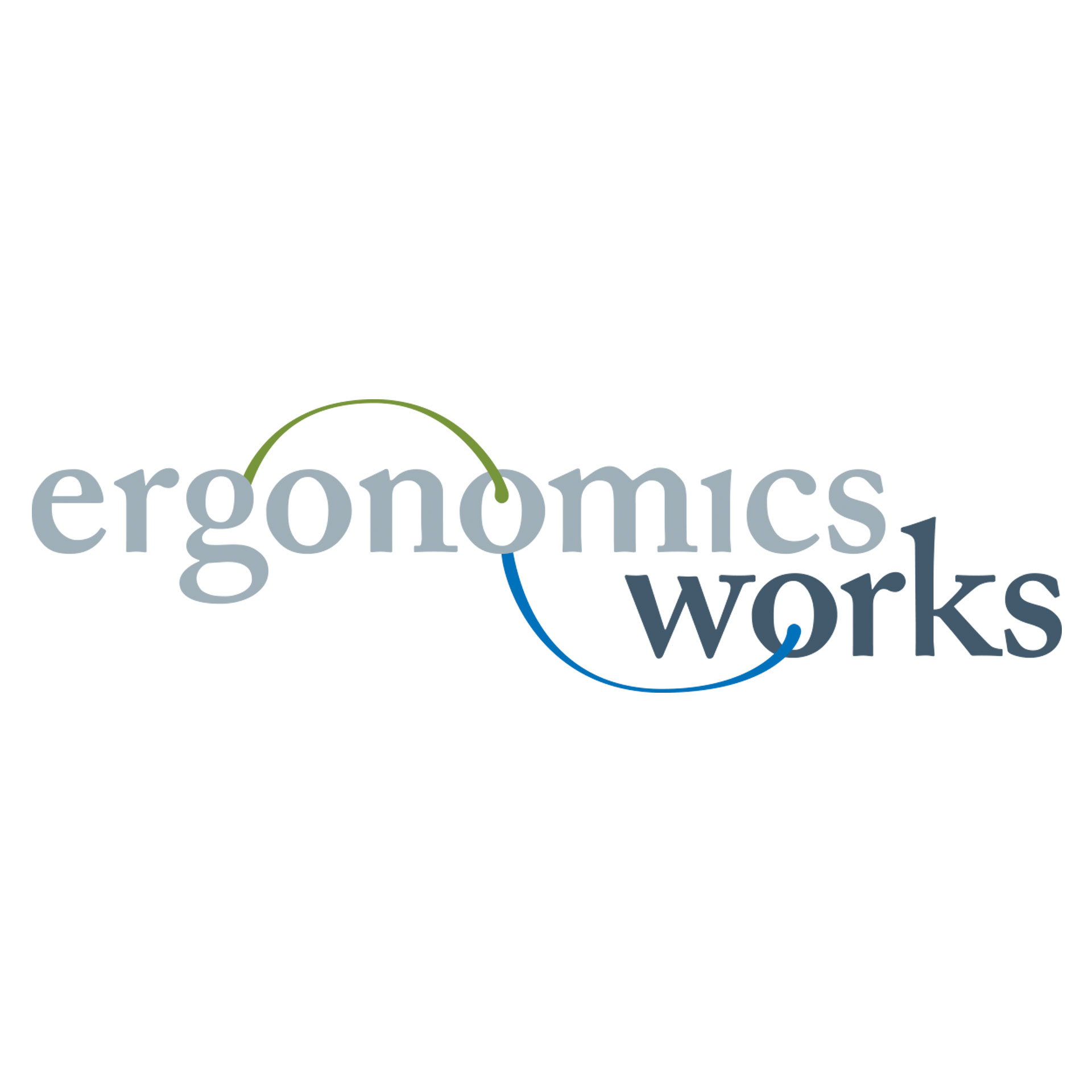 Ergonomics Works branding