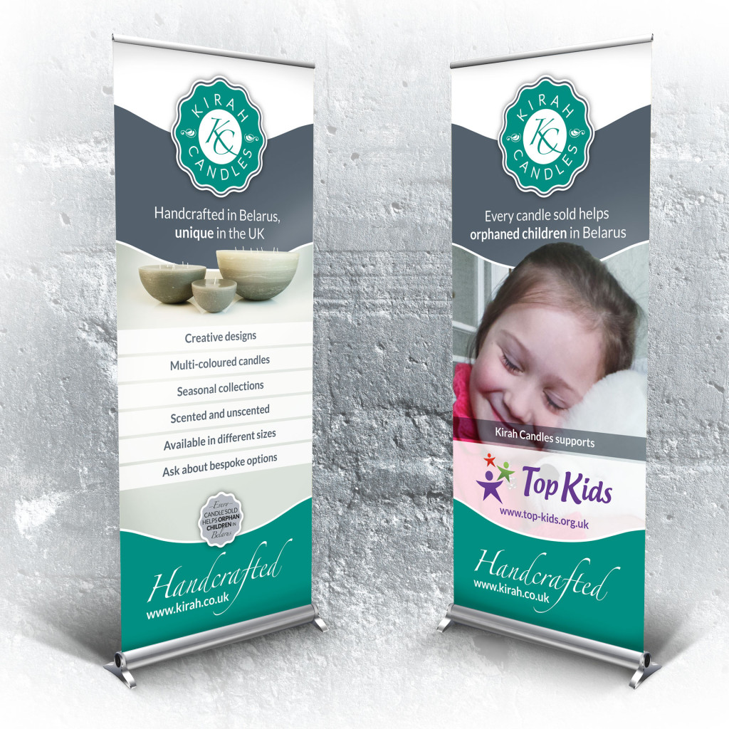 Kirah Pull-up Banners