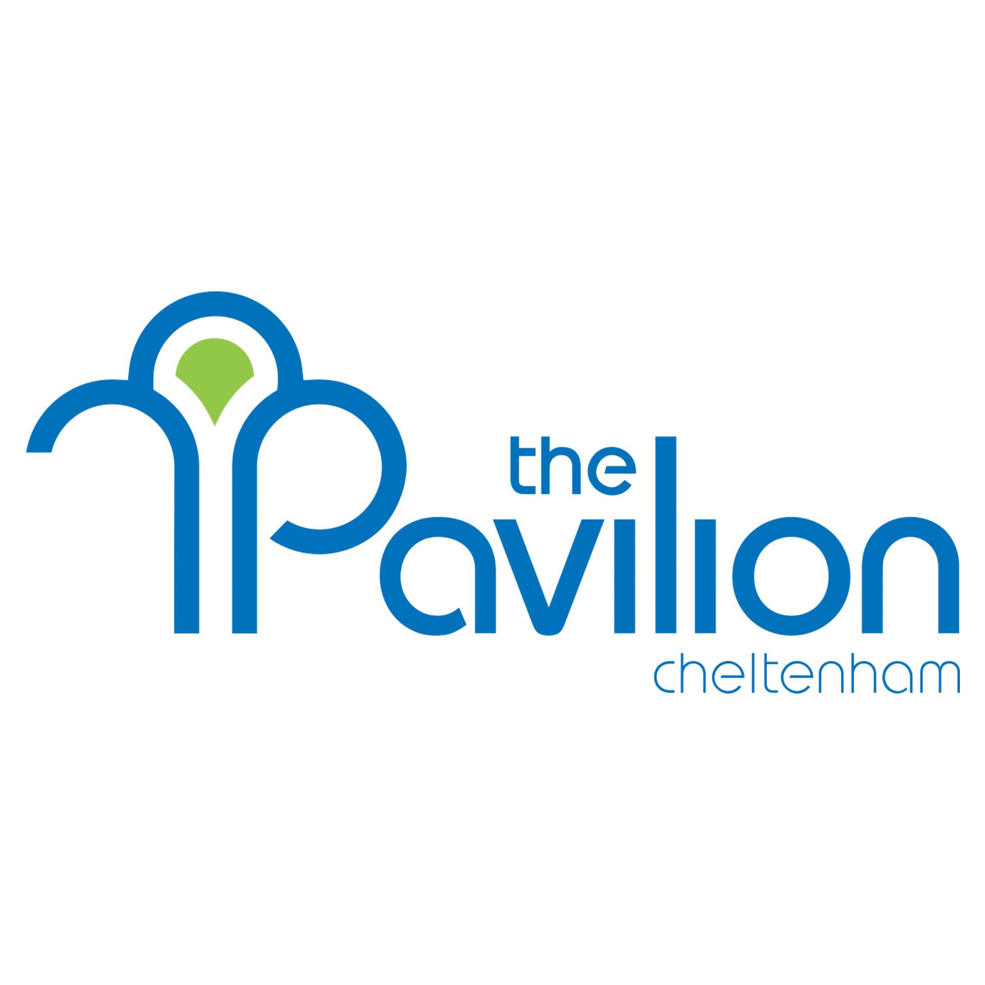 The Pavilion branding