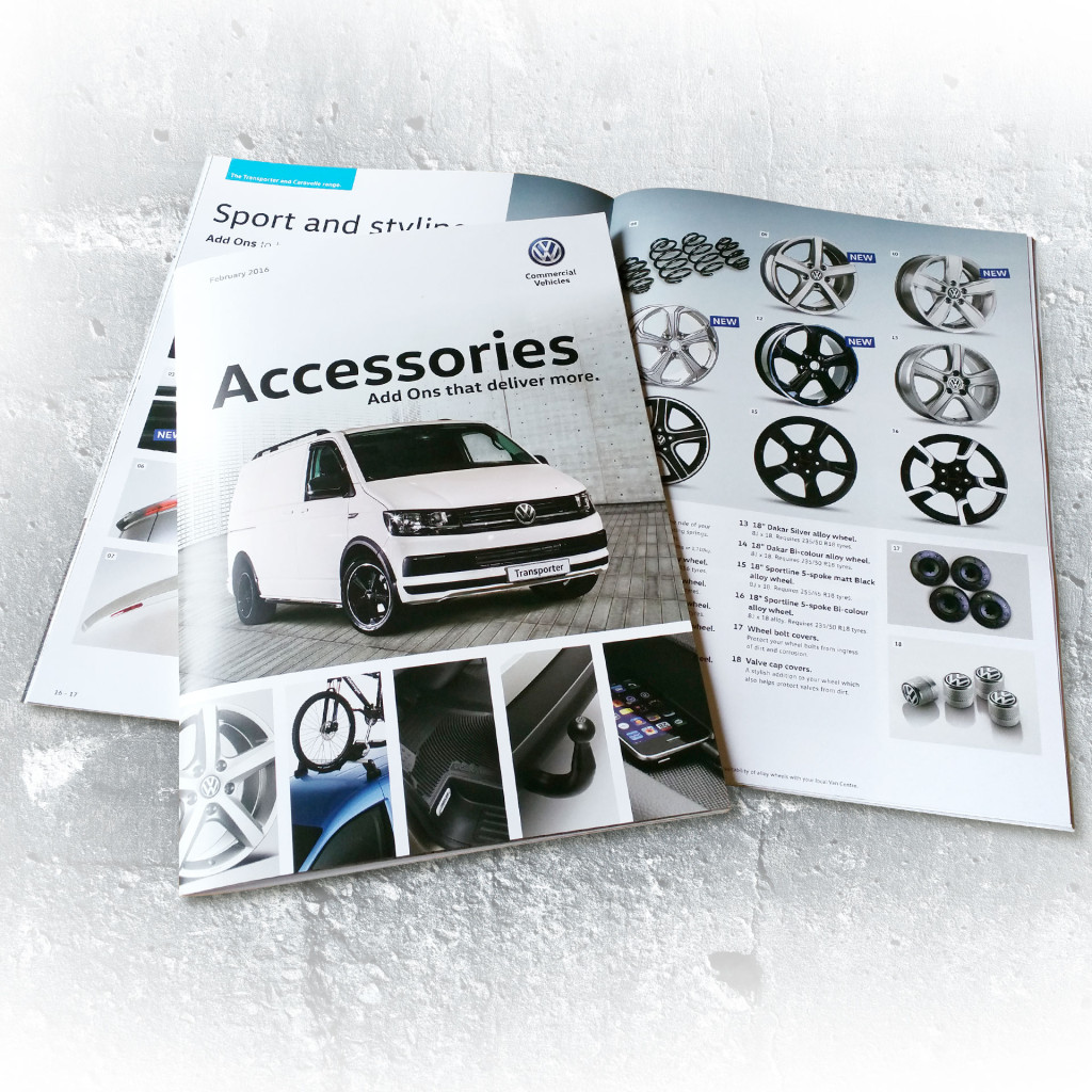 Volkswagen Commercial Vehicles brochure