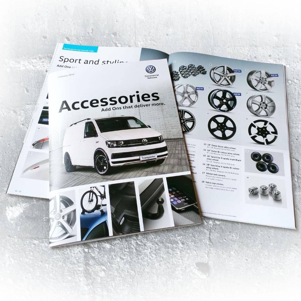 Volkswagen Commercial Vehicles brochure