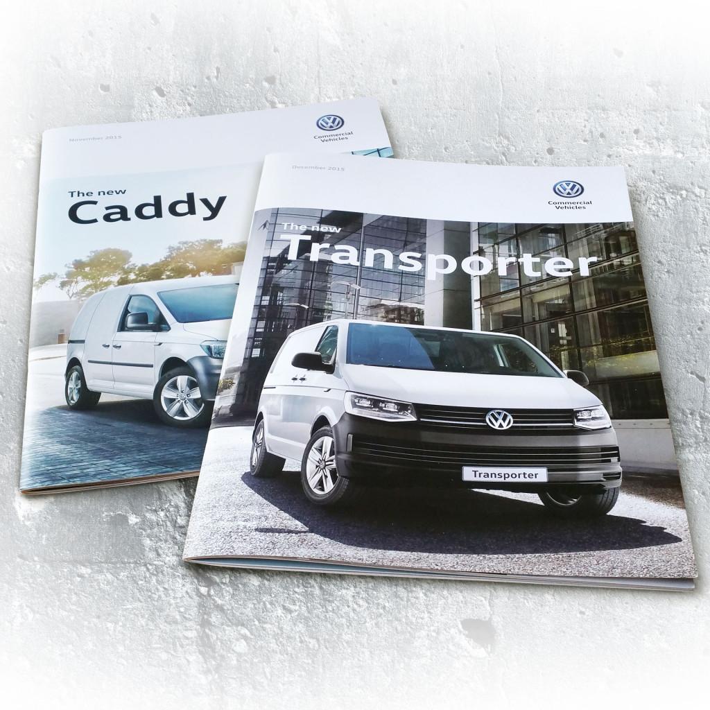 Volkswagen Commercial Vehicles brochures