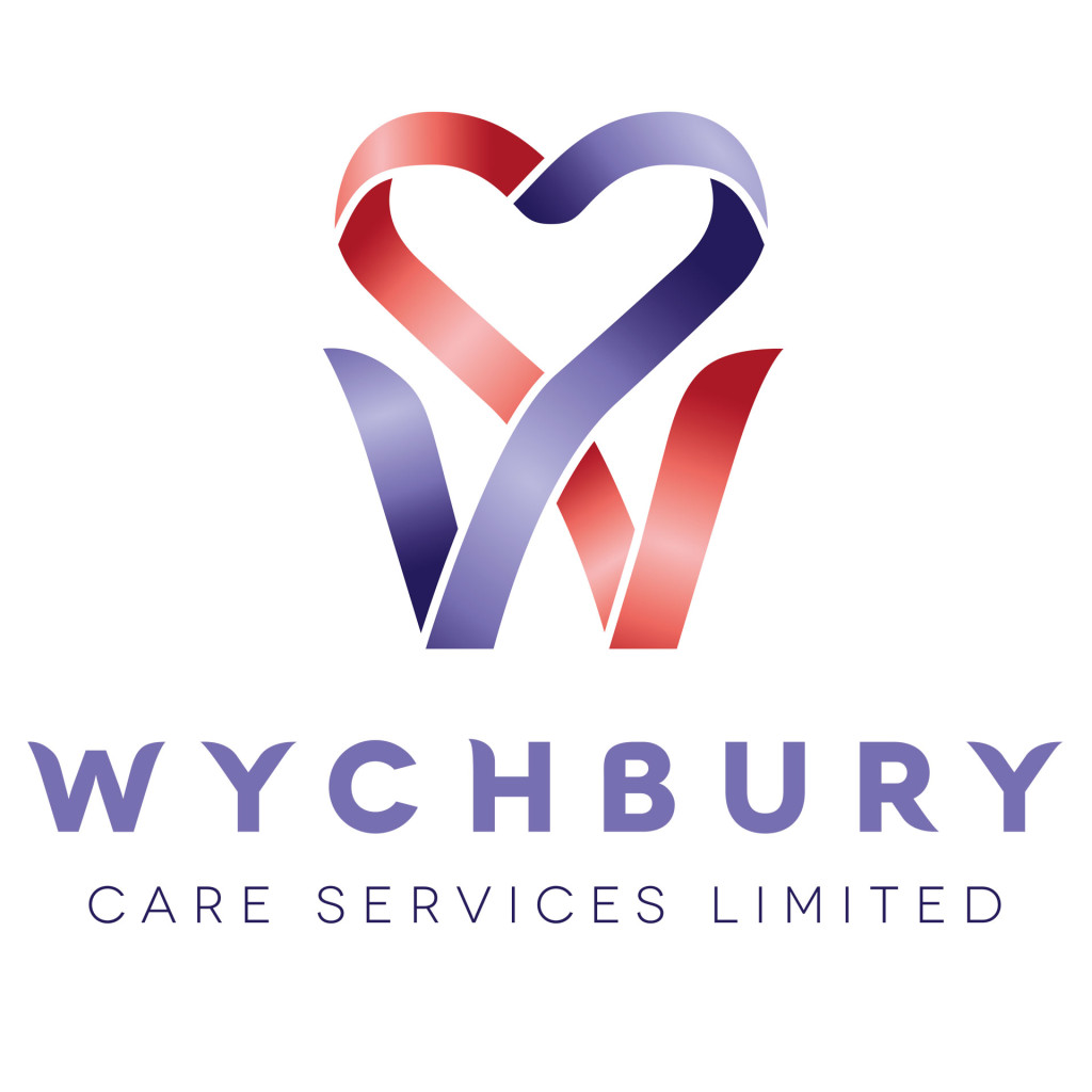Wychbury Care Group branding